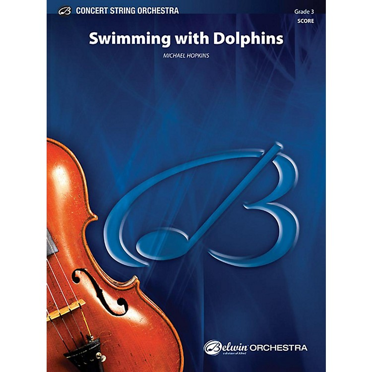 AlfredSwimming with Dolphins String Orchestra Grade 3