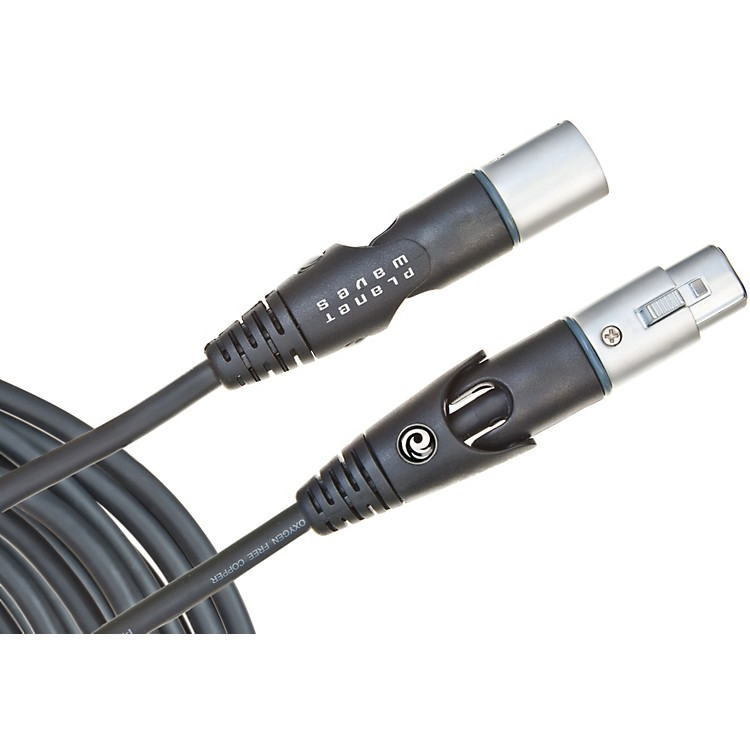 D'Addario Planet Waves Swivel Mic Cable XLR (Male) XLR (Female)  25 ft.