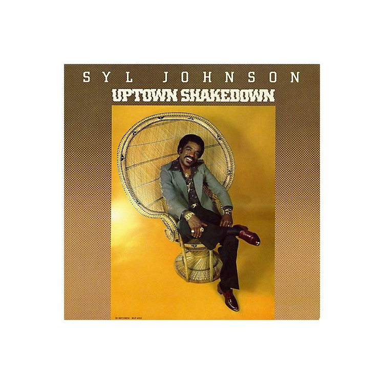 Alliance Syl Johnson - Uptown Shakedown