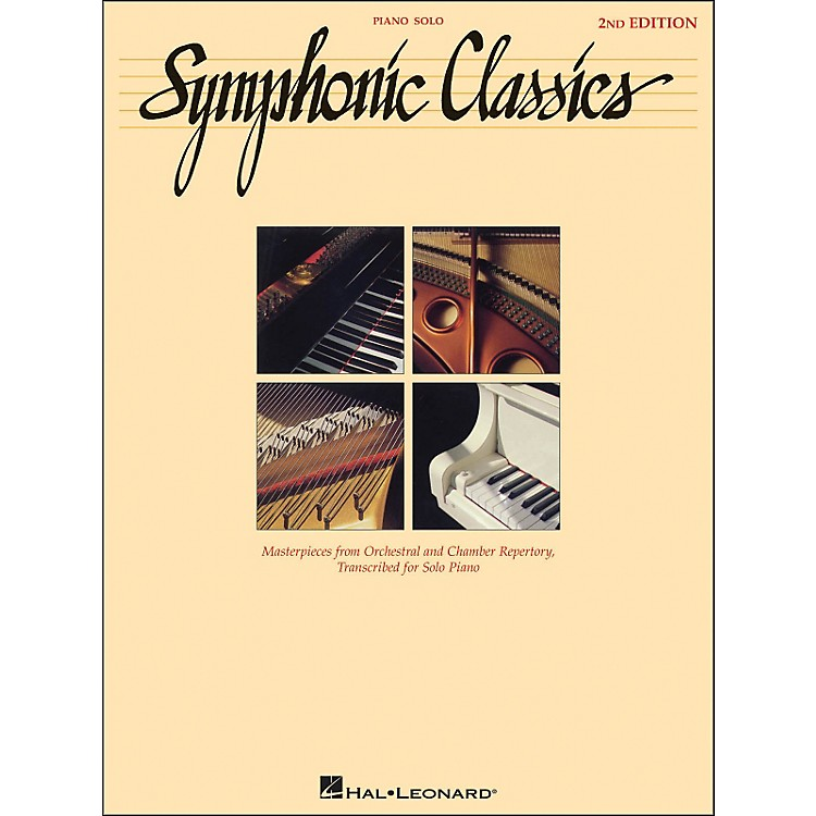 Hal Leonard Symphonic Classics 2nd Edition for Piano Solo