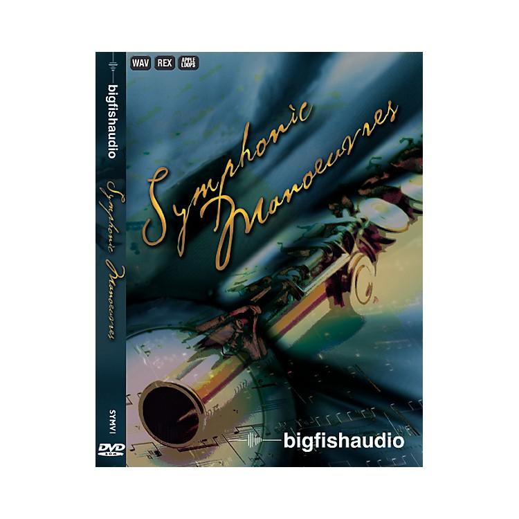 Big FishSymphonic Manoeuvres Sample Library DVD Set