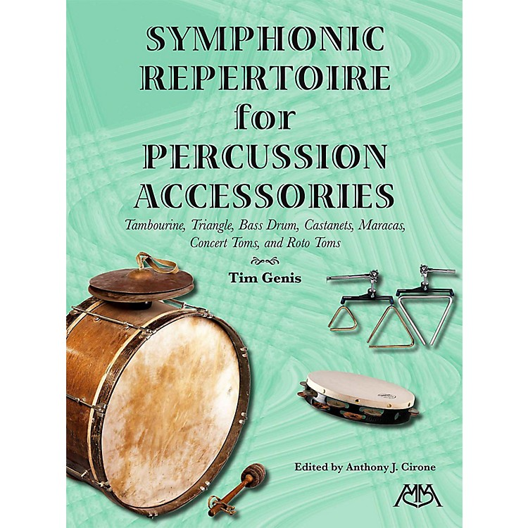 Meredith Music Symphonic Repertoire For Percussion Accessories