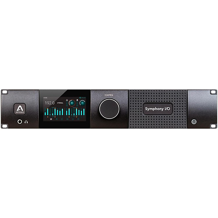 Apogee Symphony I/O MK II 2X6 Thunderbolt Audio Interface