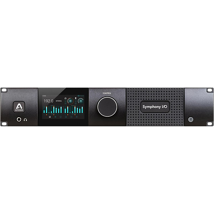 Apogee Symphony I/O MK II Pro Tools|HD Chassis - Module Not Included