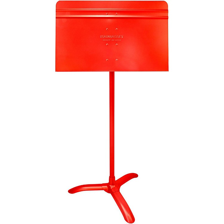ManhassetSymphony Music Stand - Assorted ColorsRed