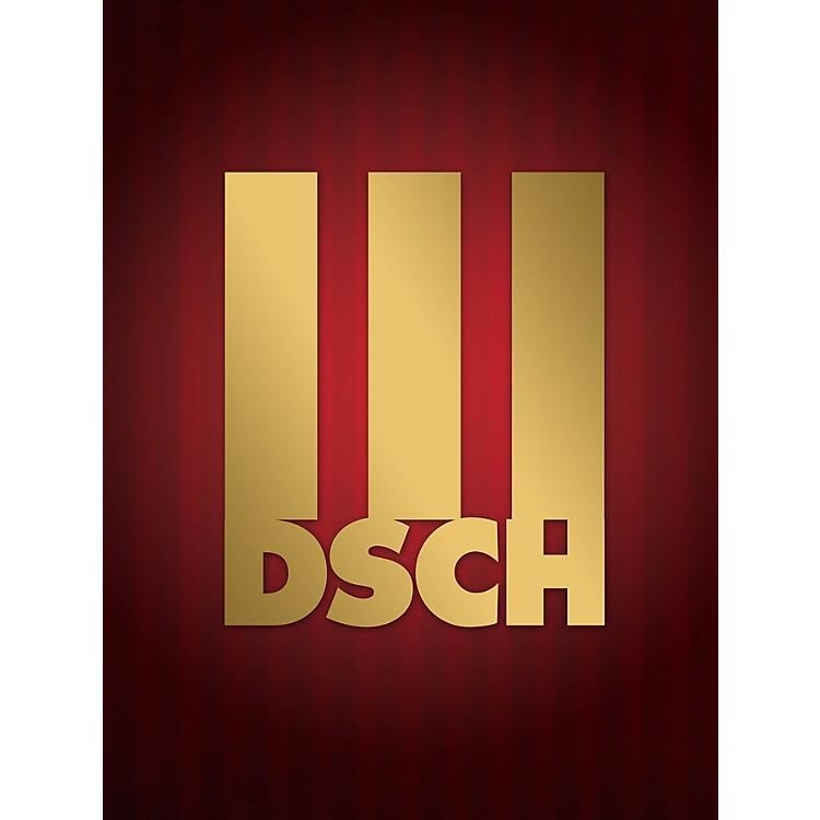 DSCHSymphony No. 11, Op. 103 - Author's Arrangement for Piano/4 Hands DSCH Hardcover by Dmitri Shostakovich