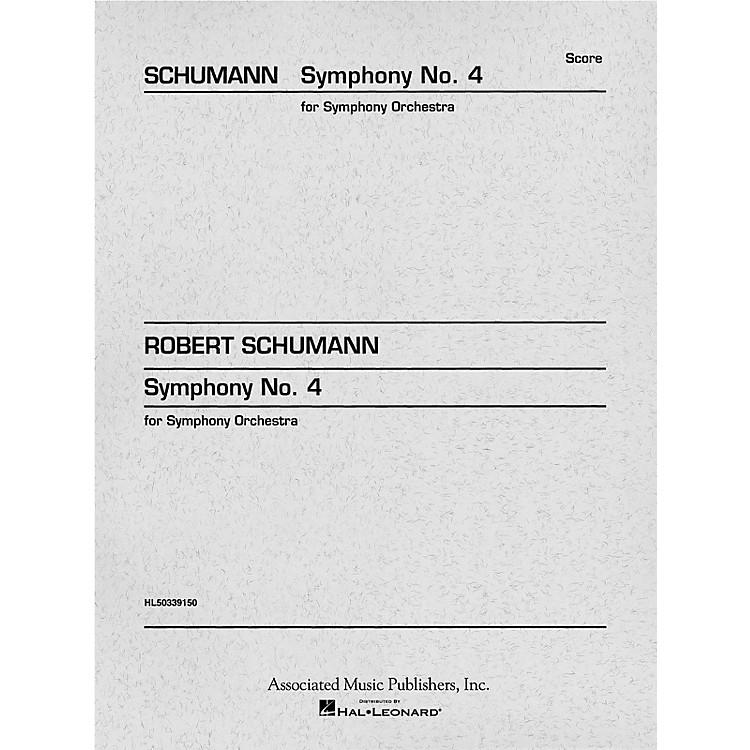 G. SchirmerSymphony No. 4 in D minor, Op. 120 (Study Score No. 159) Study Score Series Composed by Robert Schumann