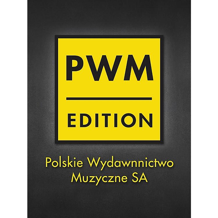PWMSymphony No. 4 sinfonia Concertante Op. 60, Works Vol. 4 - Score PWM Series by K Szymanowski