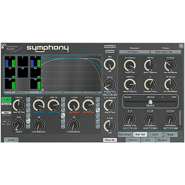 Exponential Audio Symphony