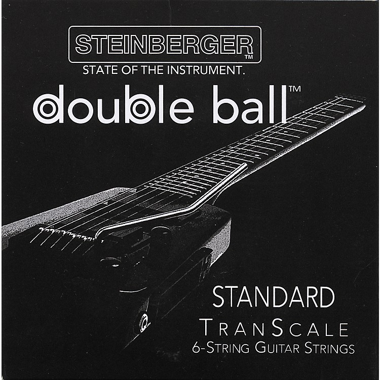 Steinberger Synapse TranScale 6-String Standard Gauge Guitar Strings
