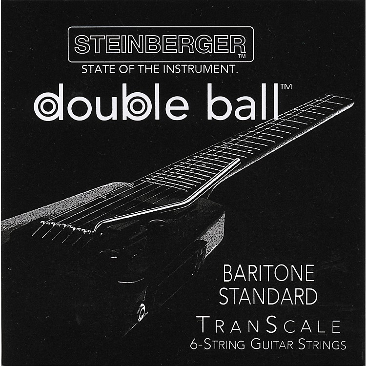 Steinberger Synapse TranScale Standard Baritone 6-String Guitar Strings