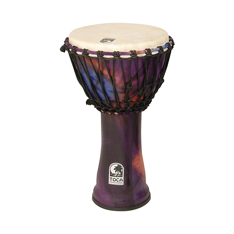 TocaSynergy Freestyle Rope Tuned Djembe