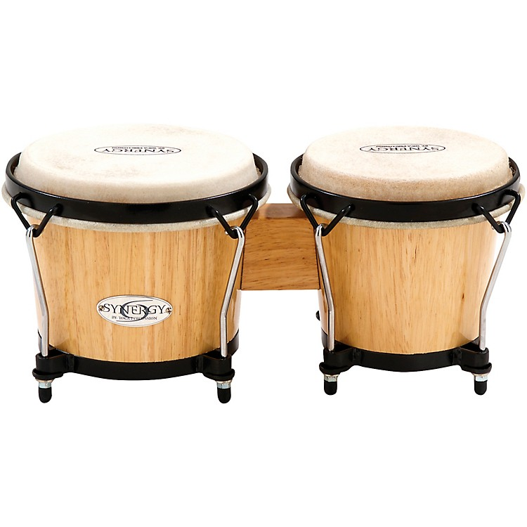 Toca Synergy Series Bongo Set Amber