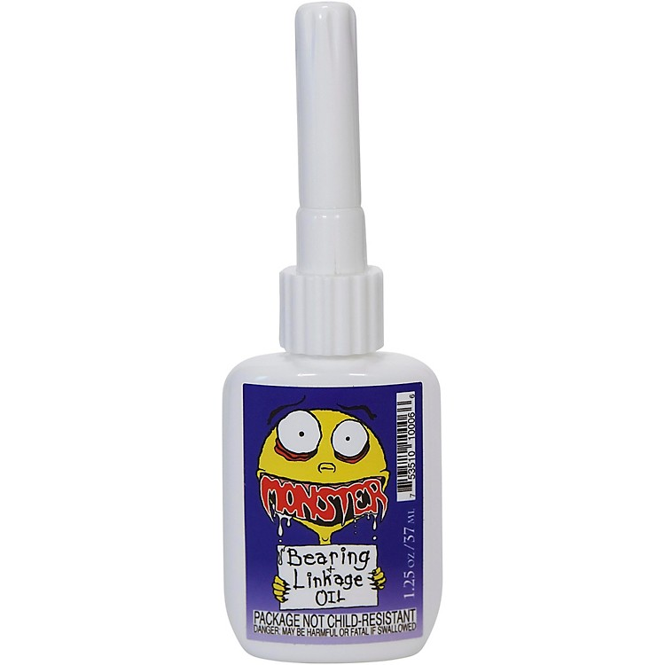 Monster OilSynthetic Bearing and Linkage Oil1.25 oz