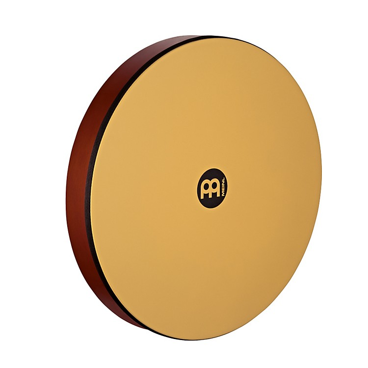 Meinl Synthetic Head Hand Drum African Brown 18 x 2.75 in.