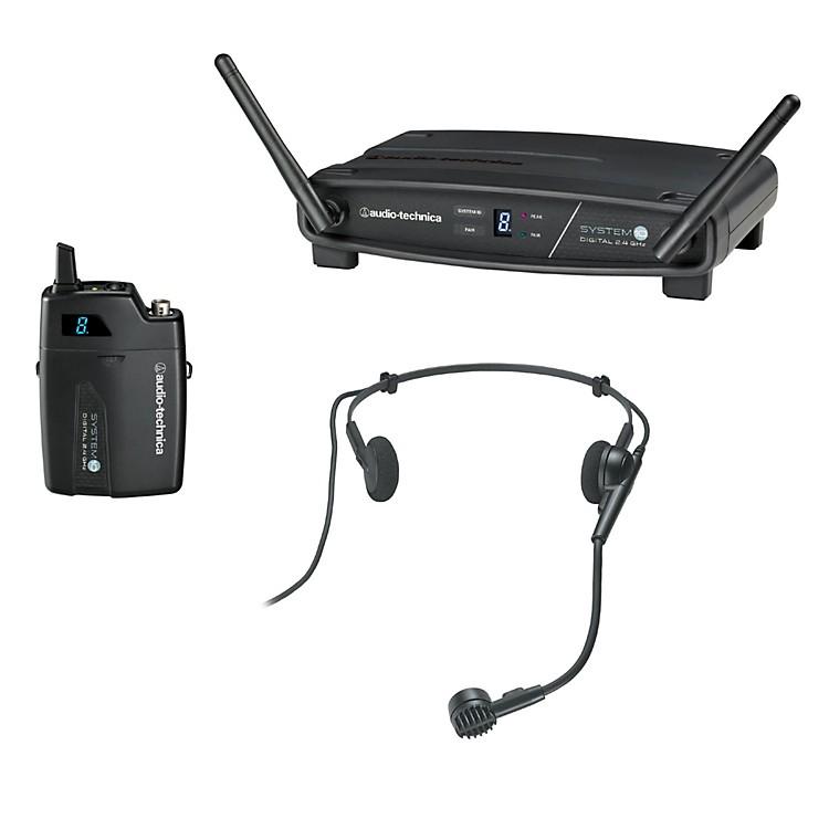 Audio-TechnicaSystem 10 ATW-1101/H 2.4GHz Digital Wireless Headset System