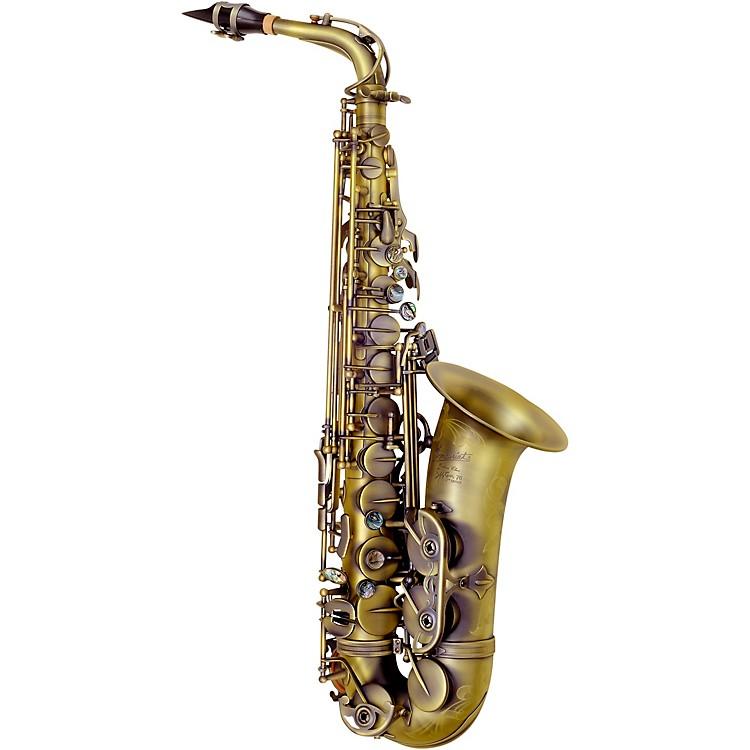 P. MauriatSystem 76 Professional Alto SaxophoneUn-lacquered