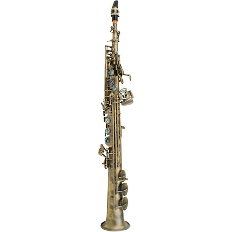 P. MauriatSystem 76 Professional Soprano SaxophoneDark Lacquer
