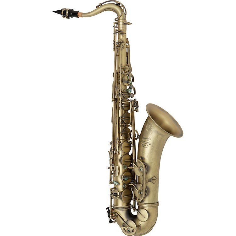 P. MauriatSystem 76 Professional Tenor SaxophoneDark Lacquer