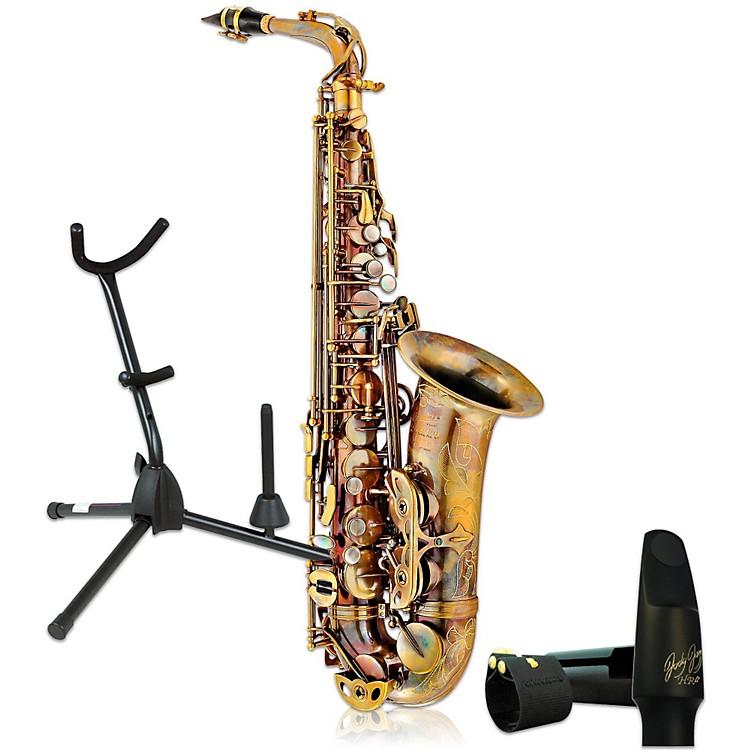 P. MauriatSystem-76AUL Professional Un-Lacquered Alto Saxophone Kit
