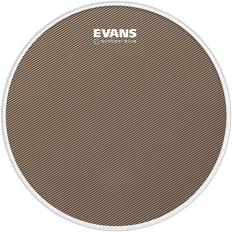 Evans System Blue Marching Snare Batter 14 in.