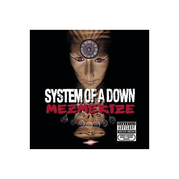 AllianceSystem of a Down - Mezmerize (CD)