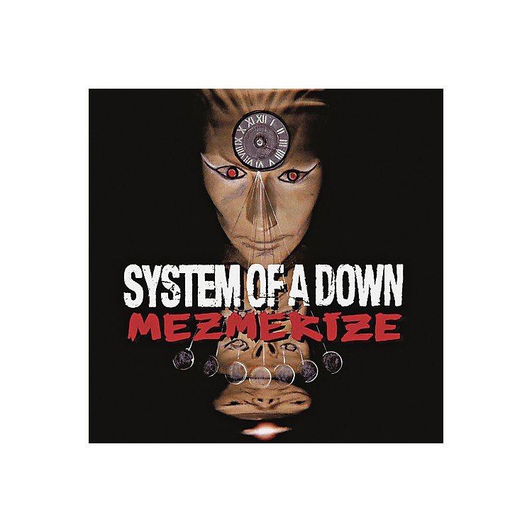 Alliance System of a Down - Mezmerize