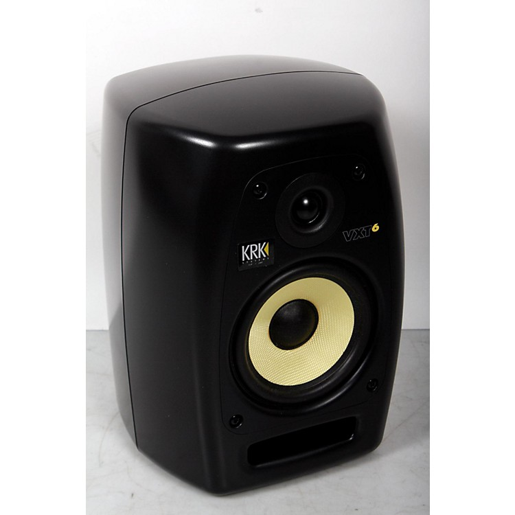 KRK Systems VXT 6 Powered Studio Monitor  888365843704
