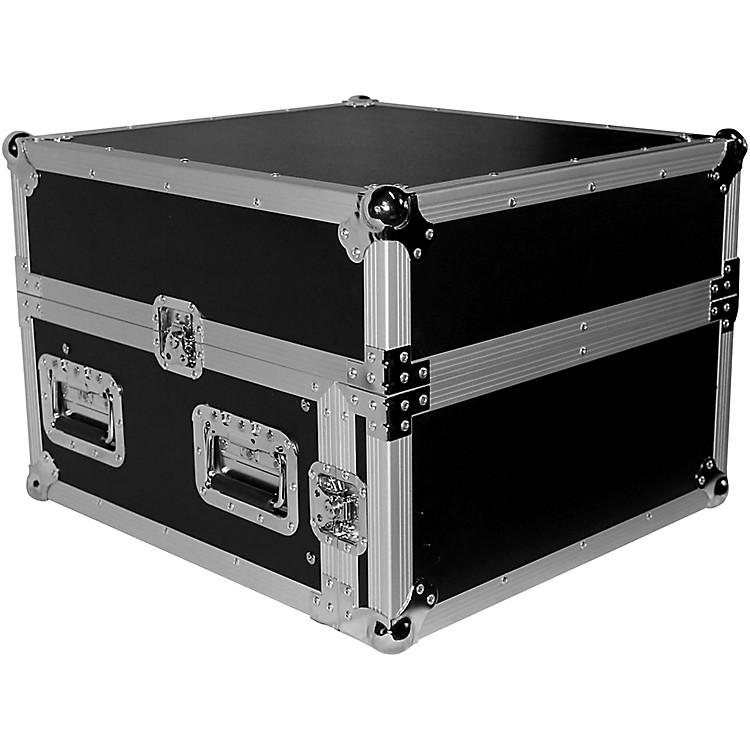 ProXT-4MRSS 4U Rack x 10U Top Mixer DJ Combo Flight Road Case