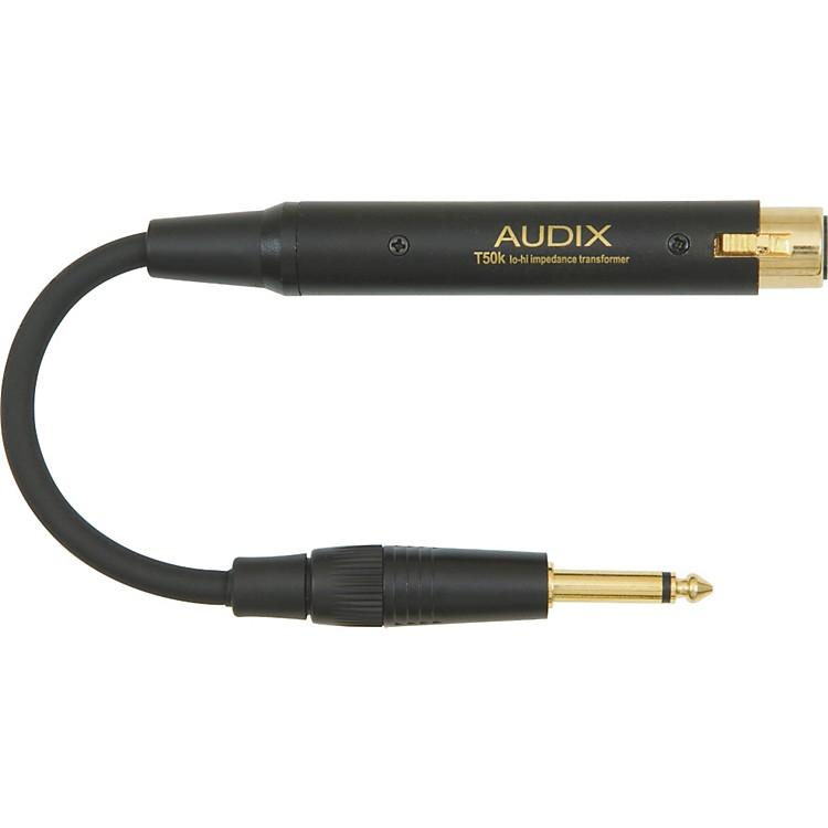 AudixT-50K Inline Impedance Matching Transformer