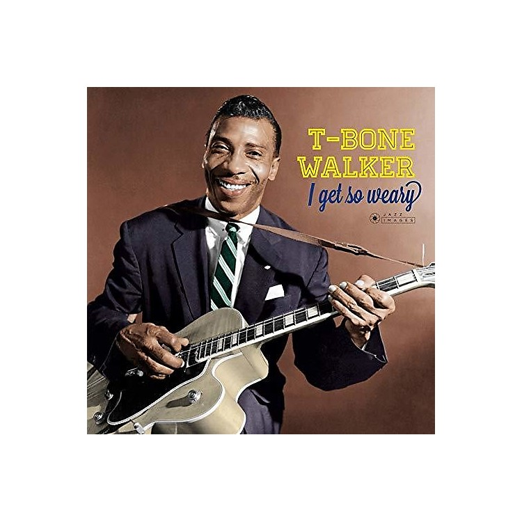 Alliance T-Bone Walker - I Get So Weary