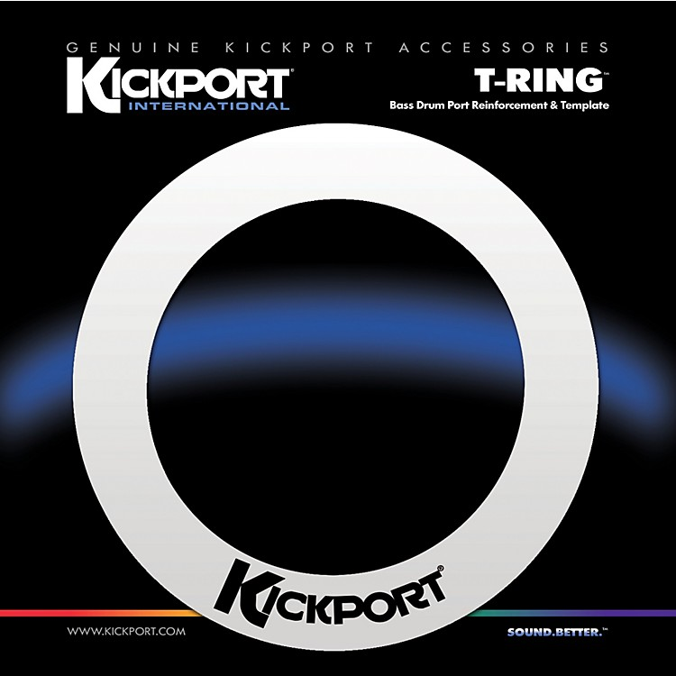 KickportT-Ring Bass Drum Template/Reinforcement Ring