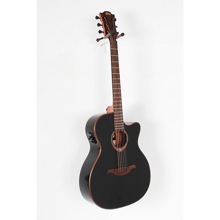 lag guitars t100ace auditorium cutaway acoustic electric guitar music123. Black Bedroom Furniture Sets. Home Design Ideas