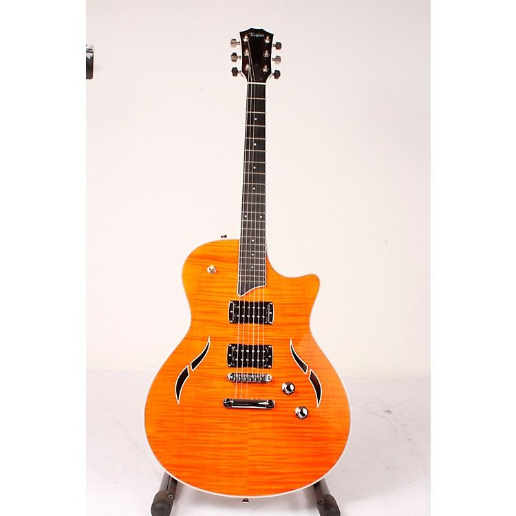 Taylor T3 Semi-Hollowbody Electric Guitar Orange 190839828705
