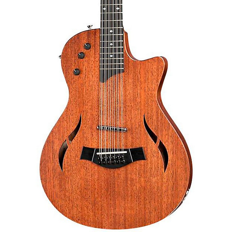 TaylorT5z Classic Mahogany Top Acoustic-Electric 12 String GuitarNatural