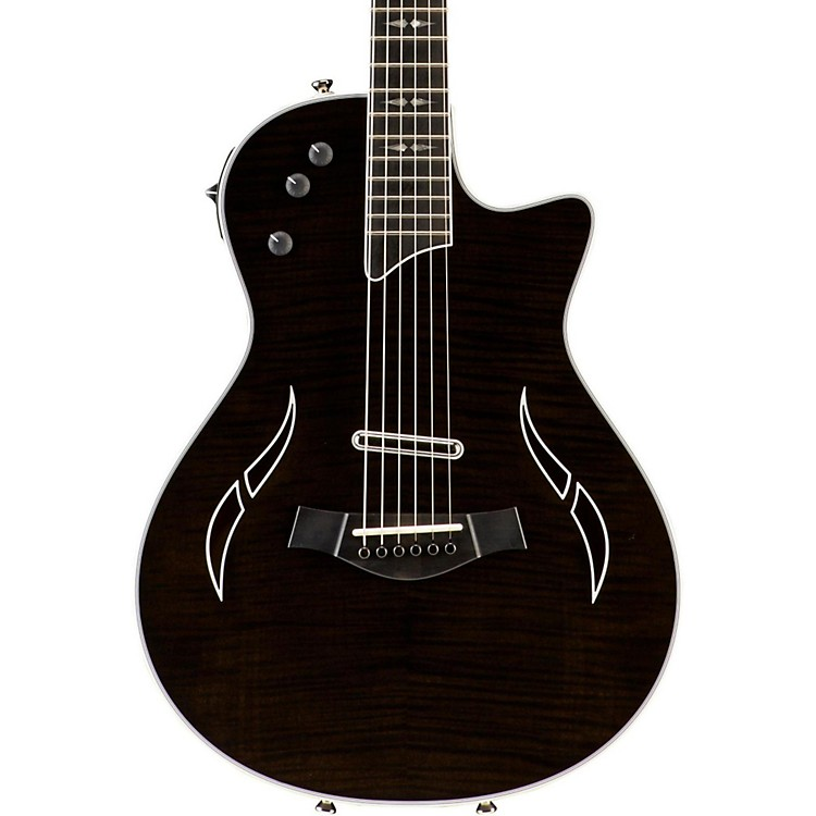 TaylorT5z Pro Acoustic-Electric GuitarGaslamp Black