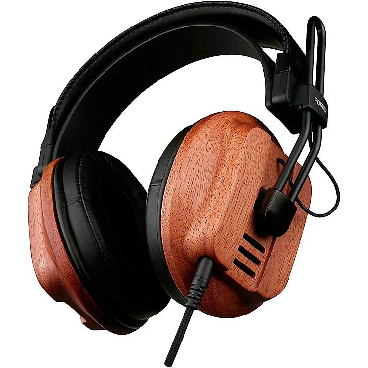 FostexT60 RP Premium Mahogany Semi-Open Headphones