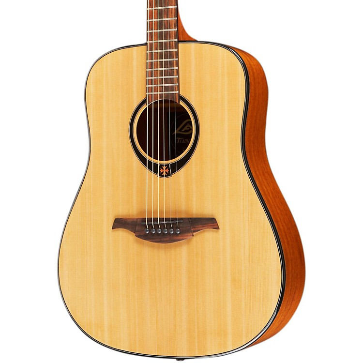 Lag Guitars T66D Dreadnought Acoustic Guitar