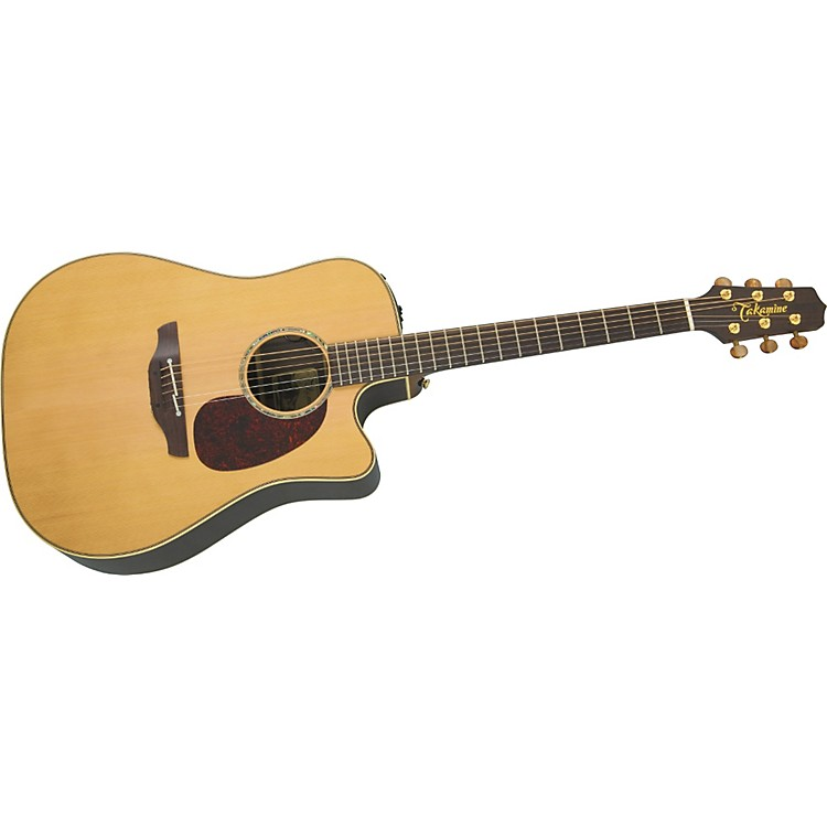 Takamine TAN15C Supernatural Series Acoustic-Electric Guitar with Cool Tube Preamp