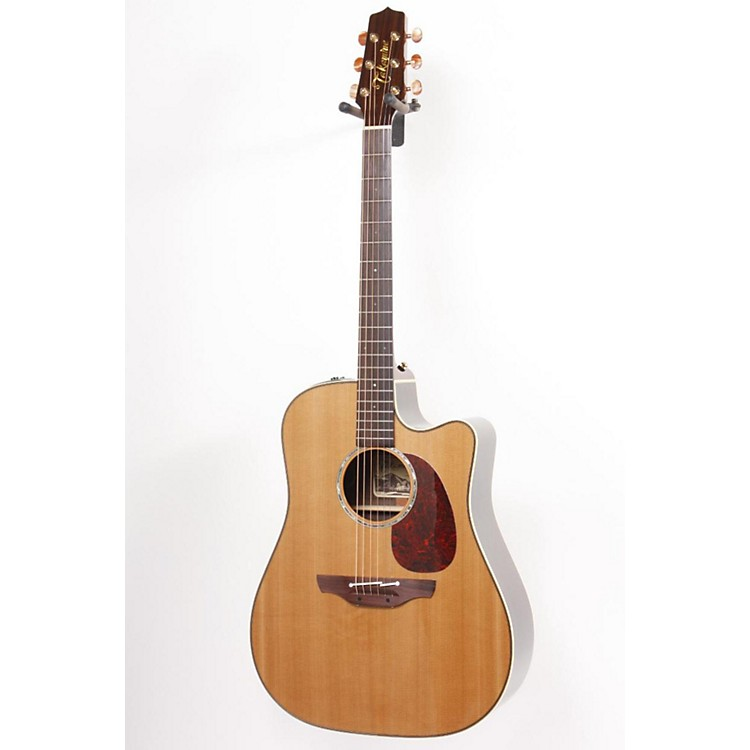 Takamine TAN15C Supernatural Series Acoustic-Electric Guitar with Cool Tube Preamp Gloss Natural 886830798917
