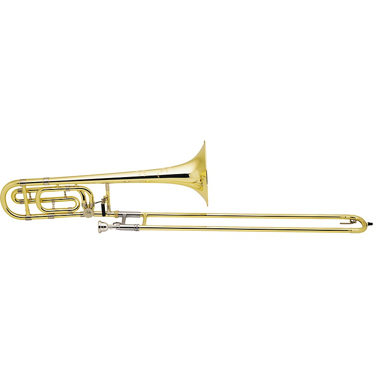 Bach TB200 Series Trombone Outfit Lacquer TB200B Lacquer F Attachment