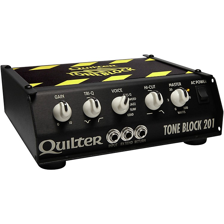 Quilter LabsTB201-HEAD Tone Block 201 200W Guitar Amp Head
