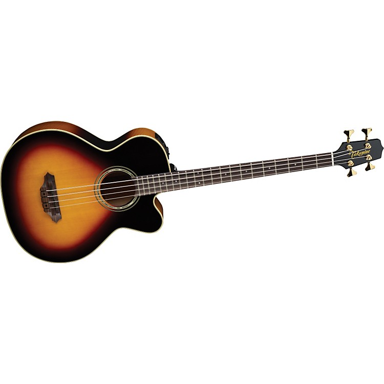 TakamineTB250SC Acoustic-Electric Bass