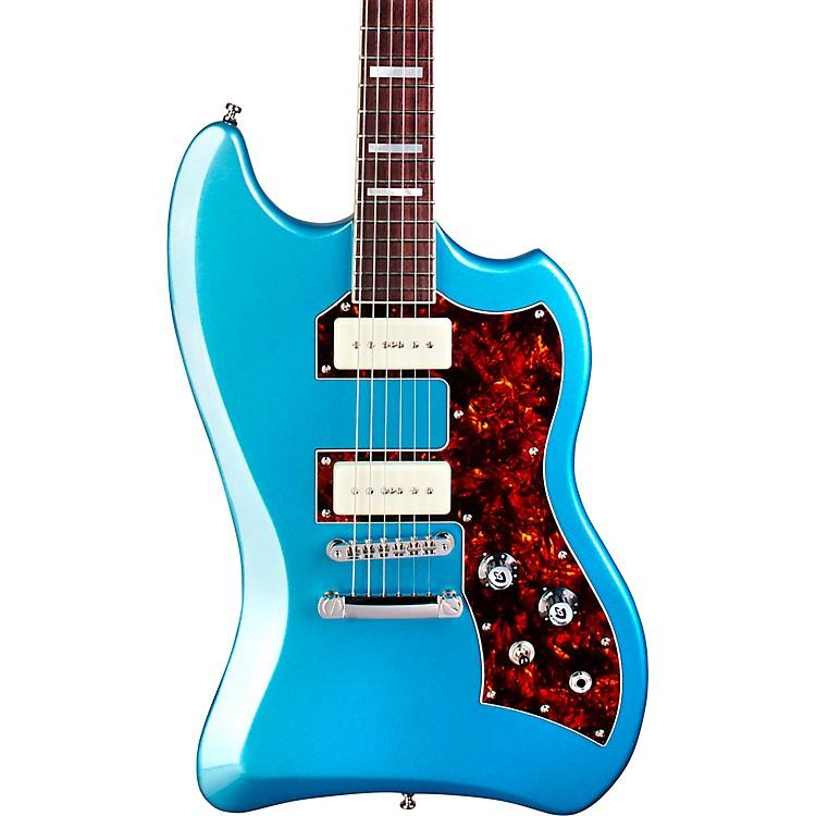 GuildTBird ST P90 Solid Body Electric GuitarPelham Blue