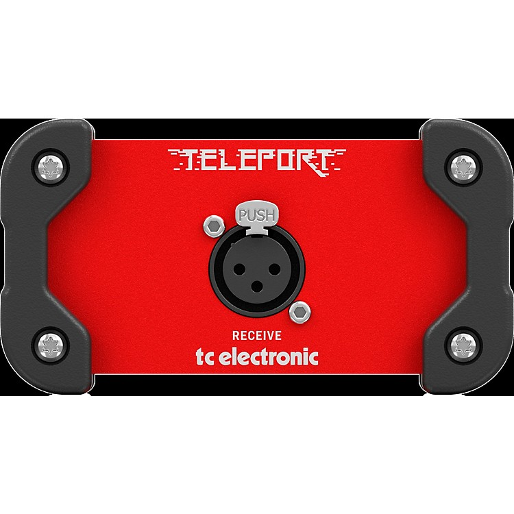 TC ElectronicTC Electronic Teleport GLR Active Guitar Signal Receiver