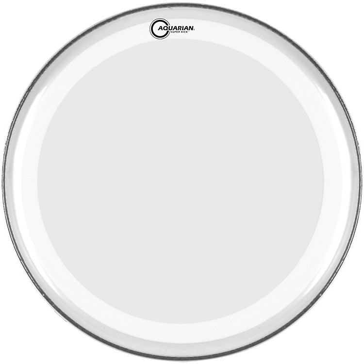 Aquarian TC Super Kick II Drumhead  22 in.