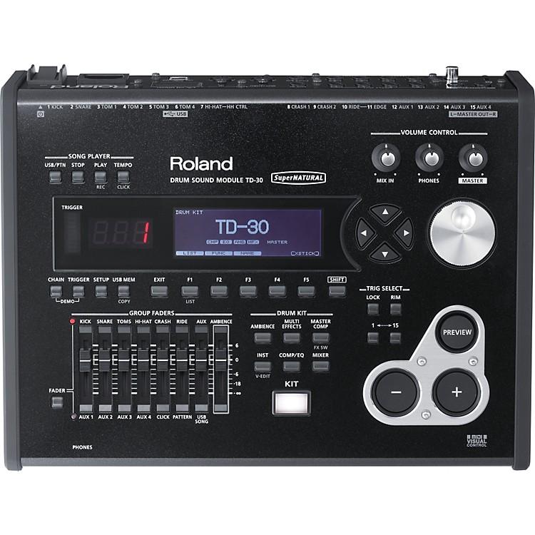 RolandTD-30 V-Drums Sound Module