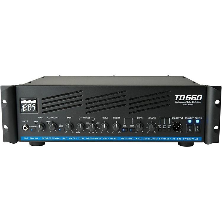 EBSTD660 660W Bass Guitar Amplifier Head