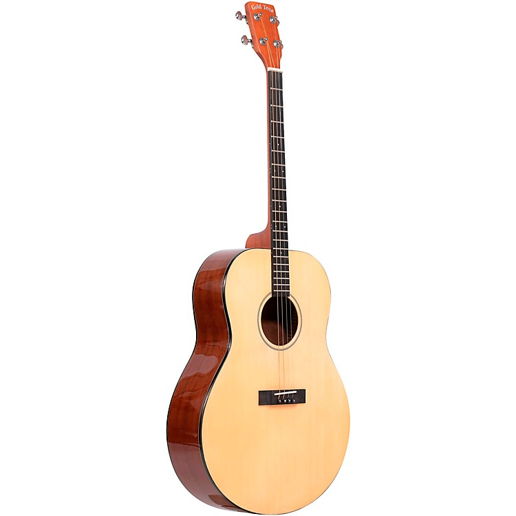 Gold Tone TG-10 Tenor Acoustic Guitar Natural