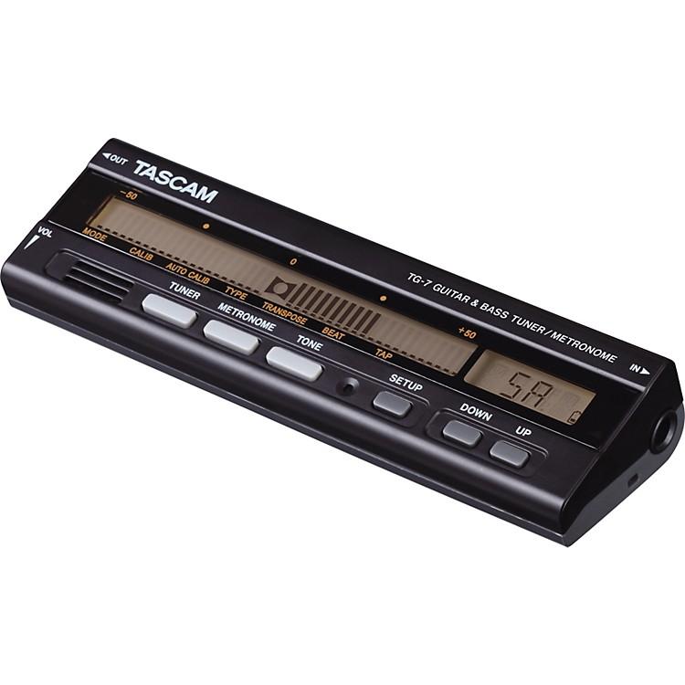 TascamTG-7 Guitar and Bass Tuner/Metronome